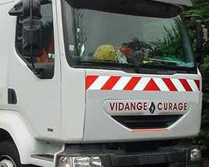 camion vidange et curage